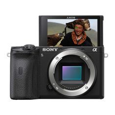 α6600 Premium E-Mount APS-C Camera | Body