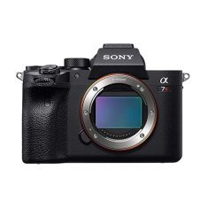 α7R IV 35 mm full-frame camera with 61.0 MP