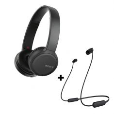 Sony | WHCH510+WIC200 | Wireless  Headphone Bundle