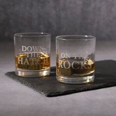Kitchen Craft Creative Tops Earlstree & Co Whisky Glasses