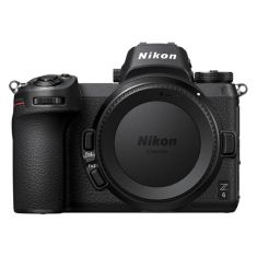 Nikon Z 6 Mirrorless Digital Camera with 24-70mm Lens Kit