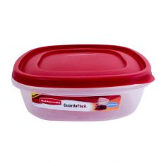 Rubbermaid | Plastic | Easy Find Lids Food Container 9 Cup Sq (2.1L)