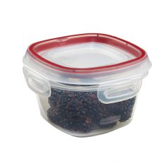 Lock-its food container 2cup Sq (473ml)