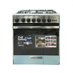 Glemgas | SE6611GIFSC | 60X60 | Gas Cooker |
