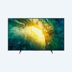 Sony | 4K Ultra HD | High Dynamic Range HDR | Smart | Android TV | X7500H Series | X7500H Series | 49""