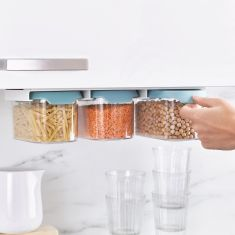 Joseph joseph|CupboardStore Airtight Easy Pour Food Container Set
