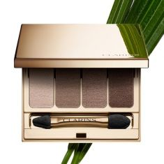 Clarins | 4 Colour Eyeshadow Palette Smoothing Long Lasting