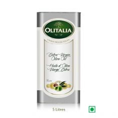 Olitalia | Extra Virgin Olive Oil in Tin | ( 1x 5Litr)