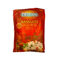 Dewan | Indian Basmati Rice |  (1 x 20 kg)