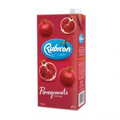 Rubicon | Pomegranate  Juice Drink  (12 x 1 Liter)