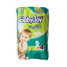 BabyJoy | Large 10 – 18KG | 11pcs | No 4
