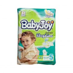 BabyJoy | Mega | Junior 14 – 25KG | 52pcs | No 5