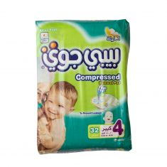 BabyJoy | Large 10 – 18KG | 32pcs |No 4
