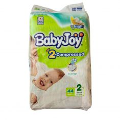 BabyJoy | Small 3.5 – 7 KG | 44pcs | No 2