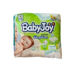 BabyJoy | Newborn Up To 4KG |17pcs | No 1
