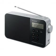 Sony|ICF-M780SL|Portable Digital Clock Radio