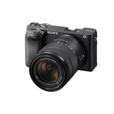 ILCE-A6400 E-mount camera with APS-C Sensorhtps (16-50 LENS)