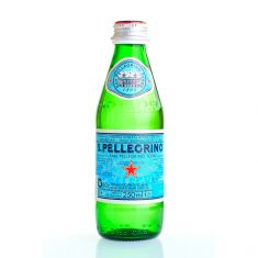 SANPELLEGRINO IN GLASS BOTTLE