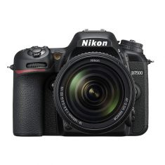 Nikon D7500 DSLR Camera VR Kit (AF-S 18-140mm)