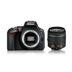 Nikon D5600 DSLR Camera VR Kit (AF-P DX 18-55mm f/3.5-5.6G VR Lens)