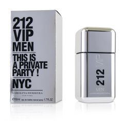 Carolina Herrera | 212 VIP | Eau De Toilette Spray Perfume | 50ml