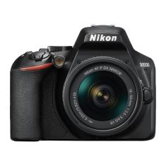 Nikon D3500 DSLR Camera VR Kit (AF-P DX 18-55mm F/3.5-5.6G VR Lens)
