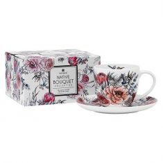 Ashdene | Native Bouquet | Cup & Saucer