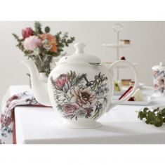 Ashdene | Native Bouquet  Teapot