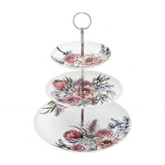 Ashdene  |Native Bouquet | 3 Tier Cake Stand