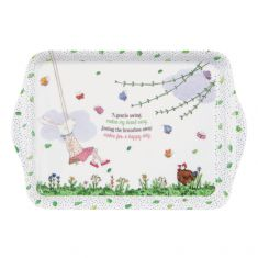 Ashdene | Ruby Red Shoes Swing Scatter Tray