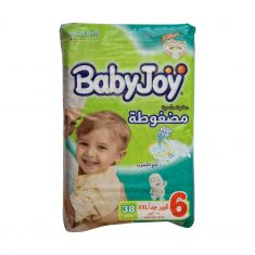 BabyJoy |Mega  XXL + 16KG | 38pcs | NO 6