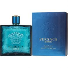 Versace | Eros By Versace For Men | Eau De Toilette Spray | 200 ml