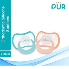 PUR | Orthodontic soother 6 mths+