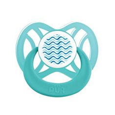 PUR | Orthodontic Silicone Soother (6 mths+)