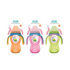 PUR | Multi Grasp Drinking Cup (8oz/ 250ml)