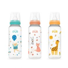 PUR | Classic Round Bottle 8oz/ 250ml