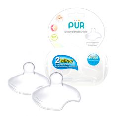 PUR | Silicone Breast Shields - M