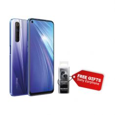 Realme | 6 | 8GB RAM + 128GB ROM |Smartphone + Free Sony Headphone each colour