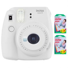 Fujifilm|Instax Mini 9 WHITE|Camera