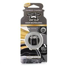 Yankee Candle | Smart Scent Vent Clip for car | new car scent