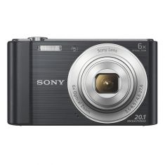 Sony | W810 | Compact Camera with 6x Optical Zoom