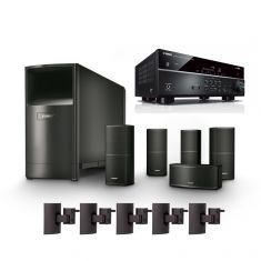 Bose® Acoustimass® 10 Series V + Yamaha RXV485 (Bundle)