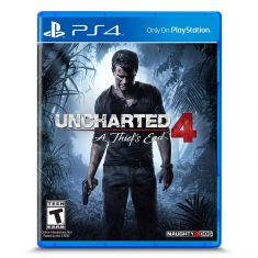 Playstation | PS4 Game | Uncharted 4