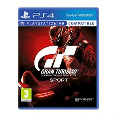 Playstation | PS4 Game - GT Sports