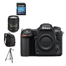 Nikon D500 DSLR |18-300mm LENS + BACK PACK + 32GB SD CARD + TRIPOD