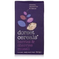 Dorset | Cereal Berries & Cherries 620 gm