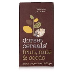 Dorset Cereal Fruits Nuts & Seeds 560 gm