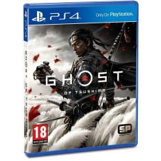 Sony |PS4 | Ghost Of Tsushima Std Plus Edition + GOT poster Free