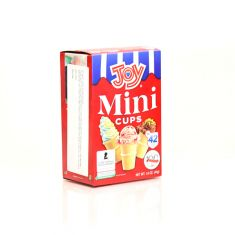 Joy Mini Cup - 42 count 45 gm