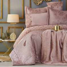 Karaca Home| Valeria Deluxe | Family Set | Rose Gold